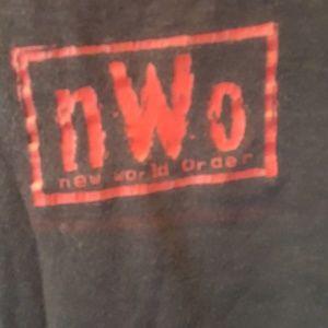 Vintage Shirts - Vtg 90s WCW shirt